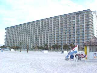 Panama City Beach Summit Condo 126 Photos